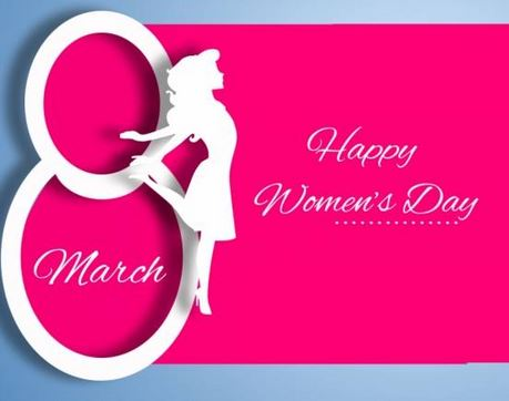 Happy Womens Day Wishes with name